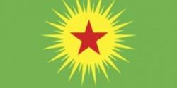 Kurds flag