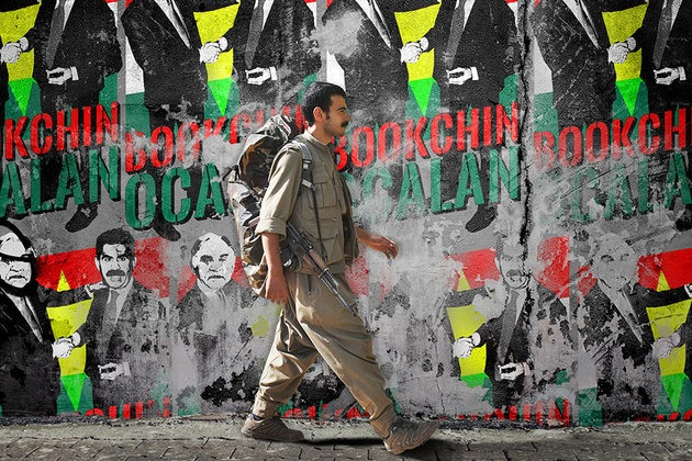 Kurdish revolution hits the mainstream press