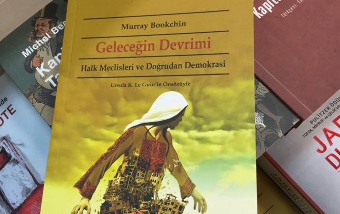 Turkish translation of The Next Revolution
