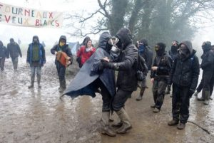 The ZAD Becomes Compost: LONG LIVE THE ZAD (Zone a Defendre)!