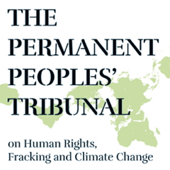 Peoples' Tribunal on Fracking & Climate Change