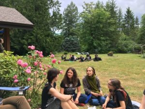 Vancouver B.C. Social Ecology Intensive: June 1-5, 2019