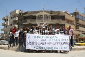 Climate action in Rojava