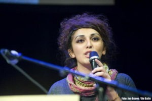 Presentation by Kurdish feminist, Dilar Dirik