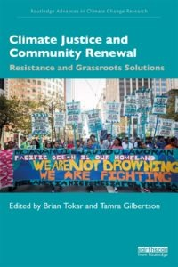 New Book: Climate Justice and Community Renewal